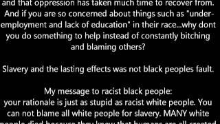 Racism Sucks 2015