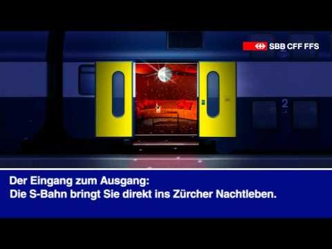 Cinemovie S-Bahn Zürich