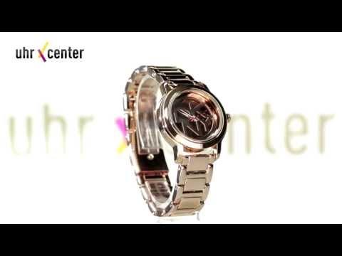 DKNY Uhren NY8877 Park Avenue Damen-Armbanduhr