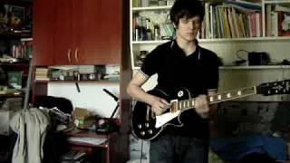 Arctic Monkeys - Stickin' to the Floor (COVER)