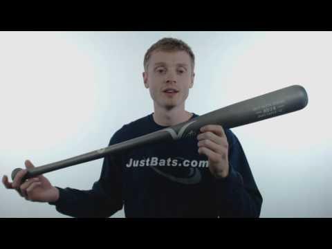 Victus Grit Matte HD28 Maple Wood Baseball Bat: VMRWMHD28-MGY