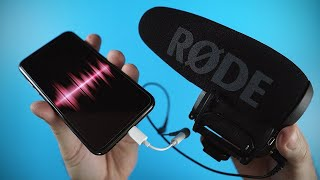 How To Connect Microphone To Smartphone