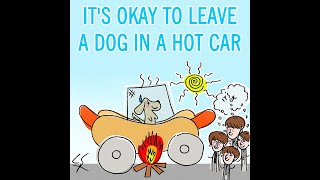 The Wife-Beatles - It's Okay To Leave A Dog In A Hot Car