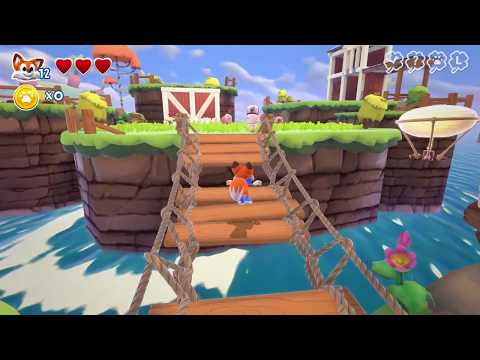 Видео № 0 из игры New Super Lucky's Tale [NSwitch]