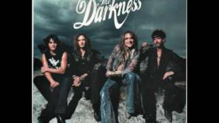 The Darkness - Curse Of The Tollund Man ( Original Backing Track )