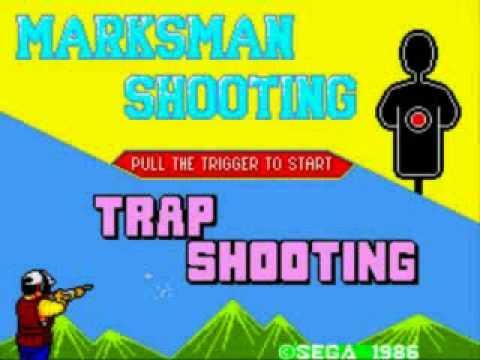 Marksman Shooting & Trap Shooting (Sega Master System)