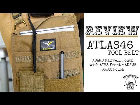 Atlas46 Tool Belt Review