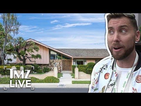 [TMZ]  Lance Bass: Brady Bunch House War