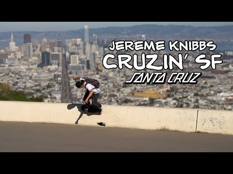 preview image for Hillbombs and Classic Spots: SF w/ Jereme Knibbs // Santa Cruz Skateboards