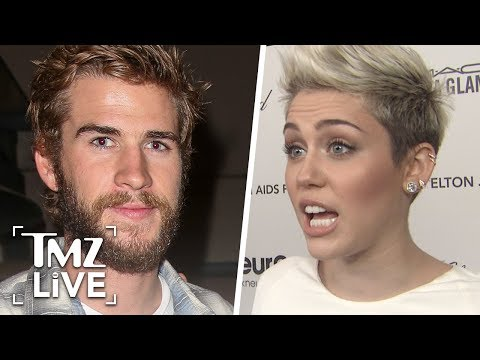 Miley & Liam: Cheating Allegations   TMZ Live
