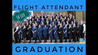 Flight Attendant Training Graduation 2016
