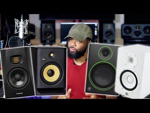 Best Studio Monitors 2019 | Best Home Studio Budget Monitors