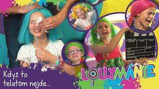 Lollymánie S02E41 - Když to telatům nejde...????