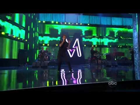 Maroon 5 Feat Christina Aguilera Moves Like Jagger 2011 Amas