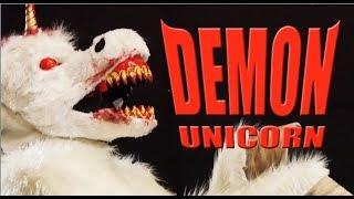 Demon Unicorn Ani-Motion ™ Mask!