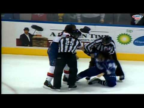 Philippe Paradis vs Zack Stortini