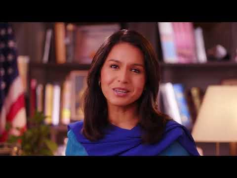 Tulsi Gabbard's 2017 Diwali Message