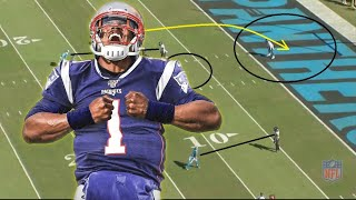 Film Study: What Cam Newton will bring to the New England Patriots