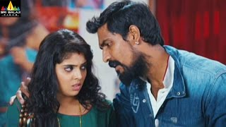 Love You Bangaram Movie Scenes  Rajiv Blackmailing Shravya  Sri Balaji Video