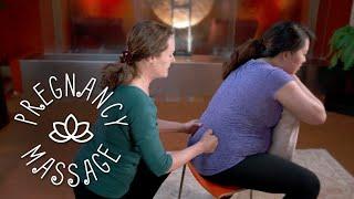 Pregnancy massage for back pain