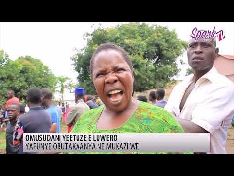 Munnansi wa South Sudan yetugidde ku mutti e Lwengo