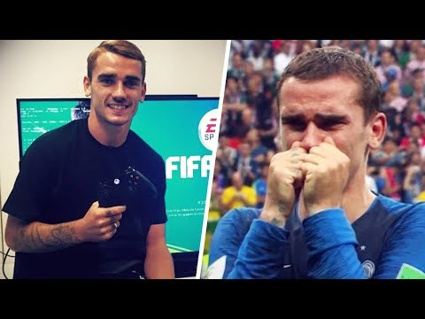 The day EA banned Griezmann from FIFA for cheating | Oh My Goal