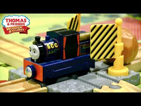 Thomas' Fossil Run Set Review | Thomas Wooden Railway Discussion #87