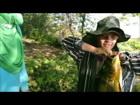Pesca submersa  com arpo - Maciel