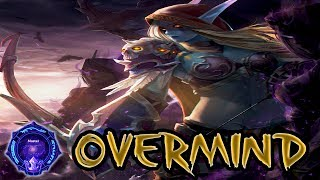 The Rise of Mind Control - Master Sylvanas - Overmind [Heroes of The Storm]