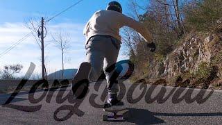 Longboard Downhill - G squad - Eldorado Downhill - Shockwave fpv