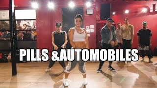 PILLS & AUTOMOBILES Chris Brown - Alexander Chung & CJ Salvador