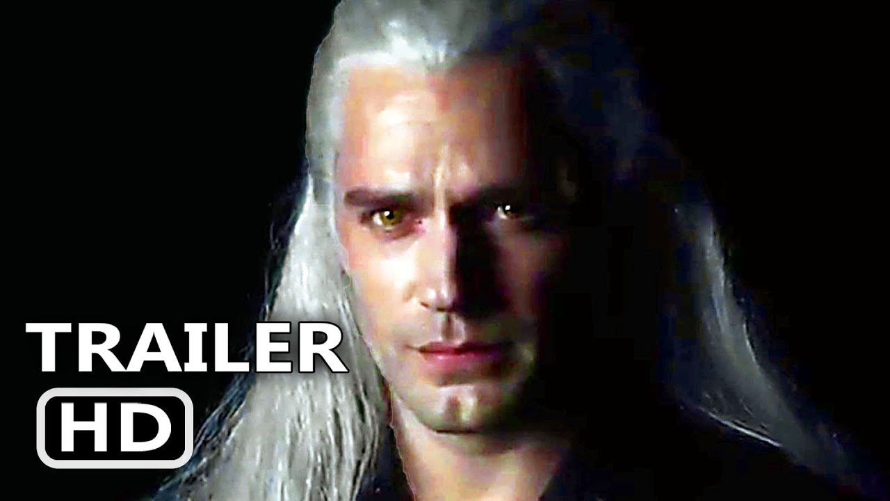 Проморолик с кастинга сериала The Witcher