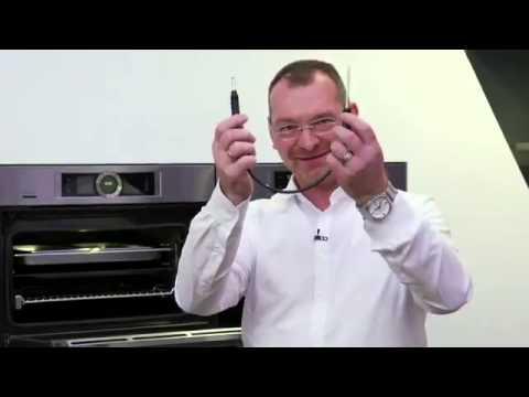 Bosch Serie 8 Kompakt Dampfbackofen