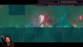 Dead Cells Twitch Integration Gameplay -- Be My Captain Chicken