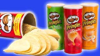 Как сделать чипсы Pringles. Простой, недорогой рецепт