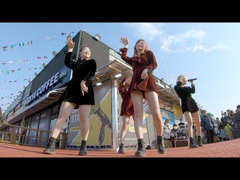 얼쑤 | 윙크 - 걸그룹 홀릭스(HOLICS) 파주 공연 chulwoo 직캠(Fancam)