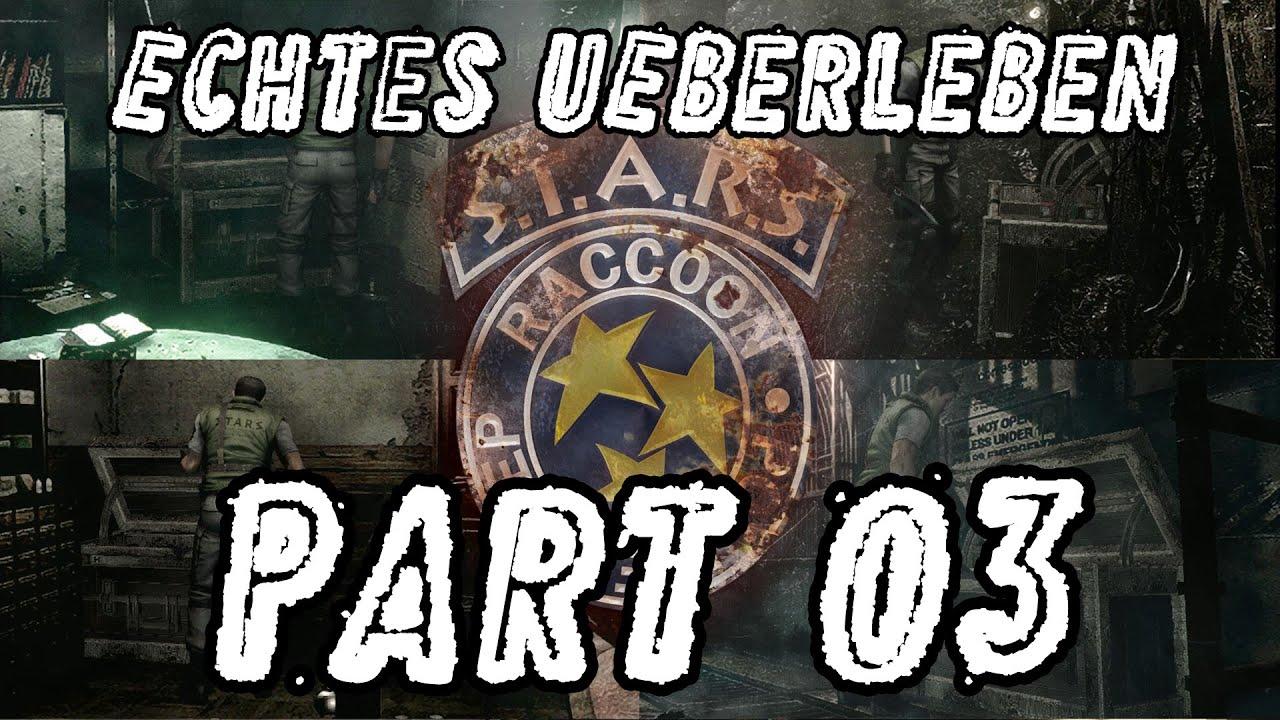 Resident Evil HD Remaster – Part 03 [Echtes Überleben / Jill]