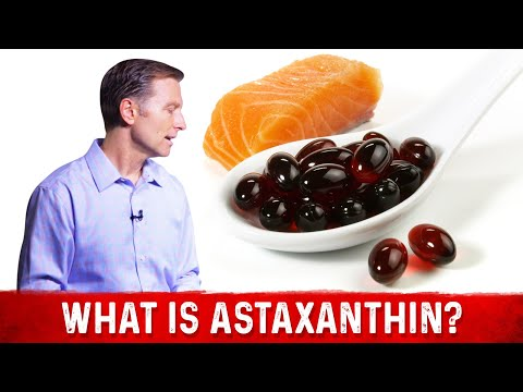What is Astaxanthin?