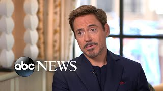 Robert Downey Jr. says he had a 'blast' filming 'Spider-Man: Homecoming'   Kholo.pk