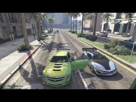 Super Car Locations In Gta 5 [story Mode]