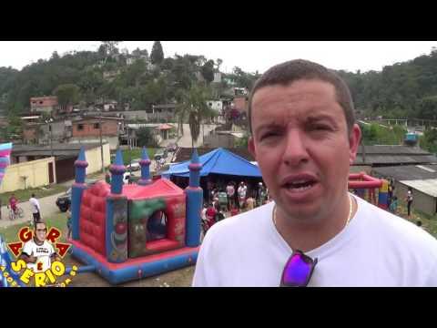 Festa das Crianças da Favela do Justinos 2016