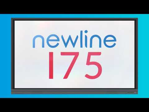 Newline Interactive Display i75