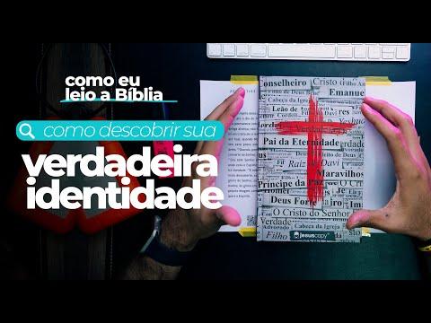 COMO DESCOBRIR SUA VERDADEIRA IDENTIDADE - Douglas Gonçalves