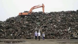 第四屆東和鋼鐵國際藝術家駐廠創作紀錄