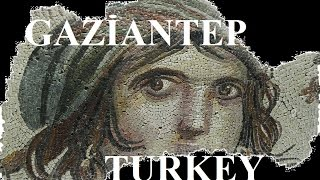 preview picture of video 'Gaziantep (Zeugma Mosaic Museum) Part 1'