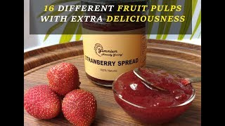 Preservative Free Yummium Fruit Spreads