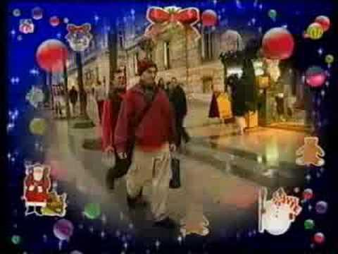 Best off de passage TV du mime suiveur des Champs-Elysée-Paris .