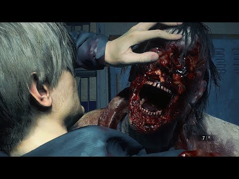 Gameplay de Resident Evil 2 Remake Deluxe Edition