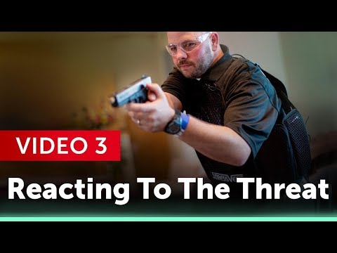 3 Tactics For STOPPING A Mass Shooter