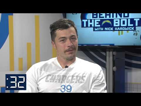 61 Seconds with Danny Woodhead - San Diego Chargers